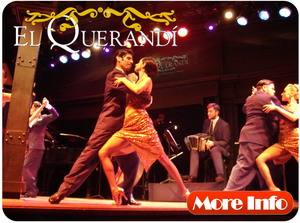 Buenos Aires Tango Show see all about El Querandi