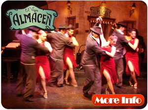 Buenos Aires Tango Show see all about El Viejo Almacen