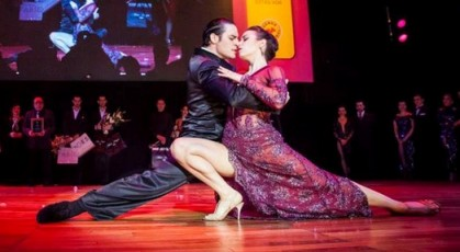 Buenos Aires Tango World Championship: Where are dancing the winners 2015?