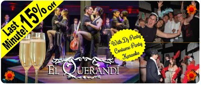 Tango Show for Reveillon in Buenos Aires: Last minute offer for the best Tango Shows in town