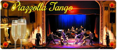 New Year's Eve Piazzolla Tango Show in Buenos Aires