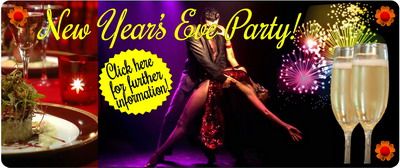 New Year's Eve Tango Show at Rojo Tango in Buenos Aires