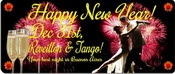 New Year's Eve Dinner Tango Show in Buenos Aires