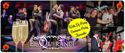 New Year's Eve El Querandi Tango Show in Buenos Aires