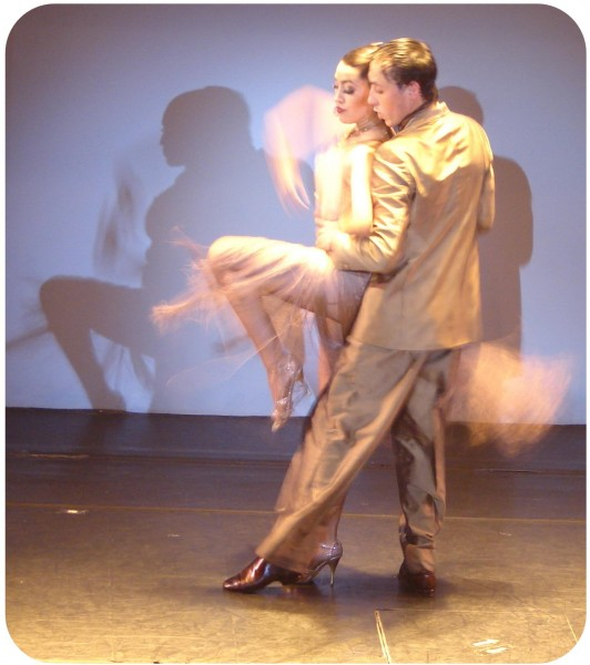 Tango Show Buenos Aires dancers