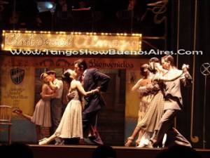 Pasion Tango at Esquina Carlos Gardel Tango Dinner Show in Buenos Aires